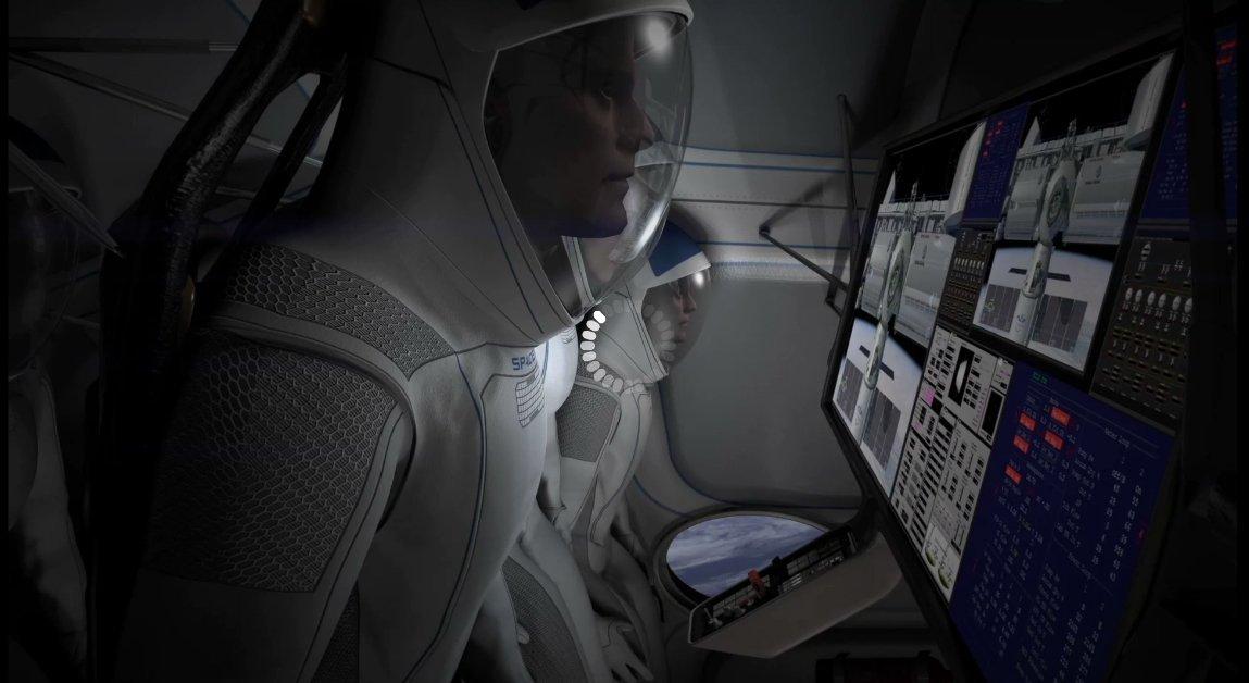 SpaceX Unveils Next Generation Space Capsule