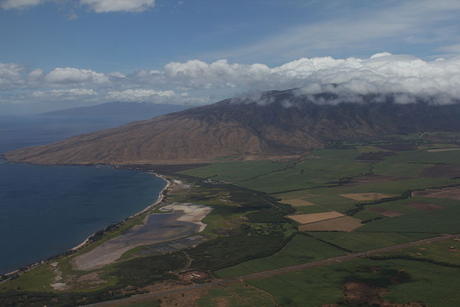 Arrival to Hawaii on Hawaiian Airlines from Se...
