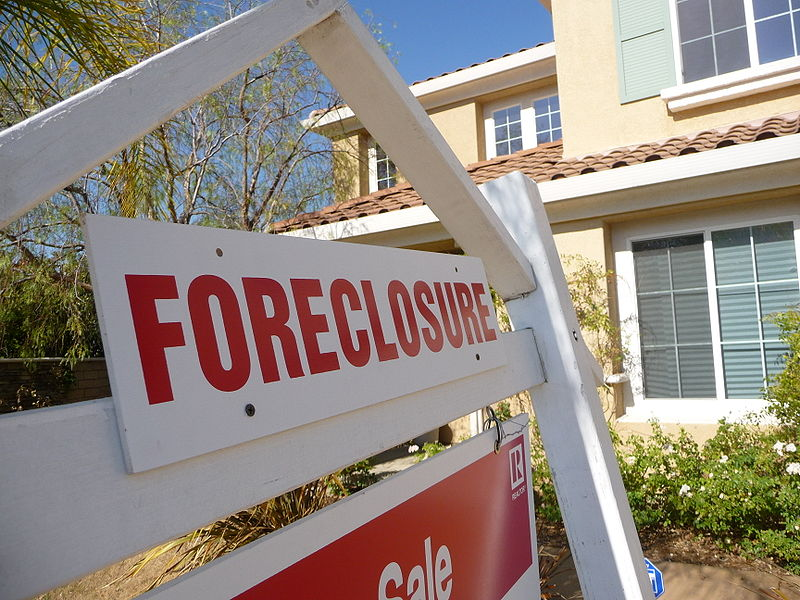Foreclosure Rates Reach A Low In 2016