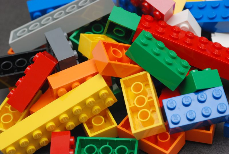 Lego's revenue drops for the first time in 13 years
