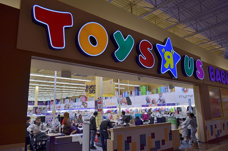 """Facing $5 billion worth of debt, Toys """"R"""" Us hires restructuring consultants"""