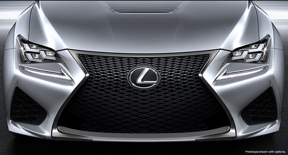 Lexus RC-F Sport – the next chapter in luxury coupes!