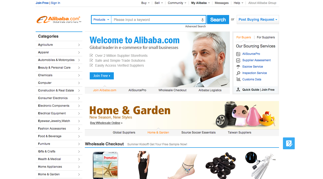 ALIBABA INVESTS IN INTERNET TV FIRM - THE BIZNOB - Global
