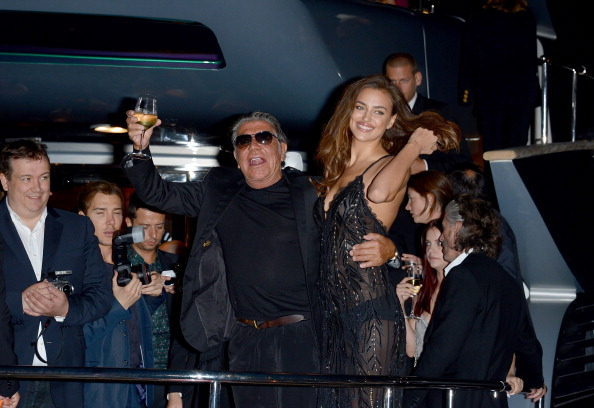 Roberto Cavalli Hosts Yacht Party