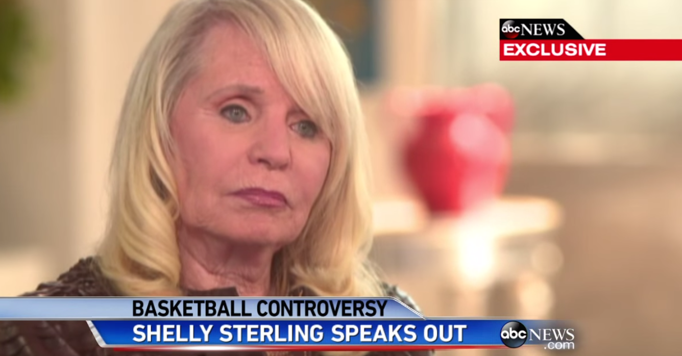 Shelley Sterling -Interview