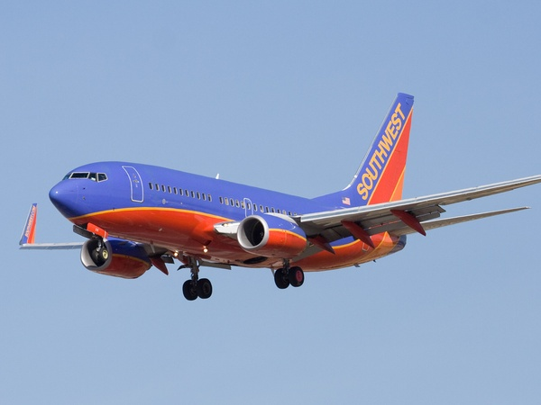 Southwest Fined $200,000 for False Advertising