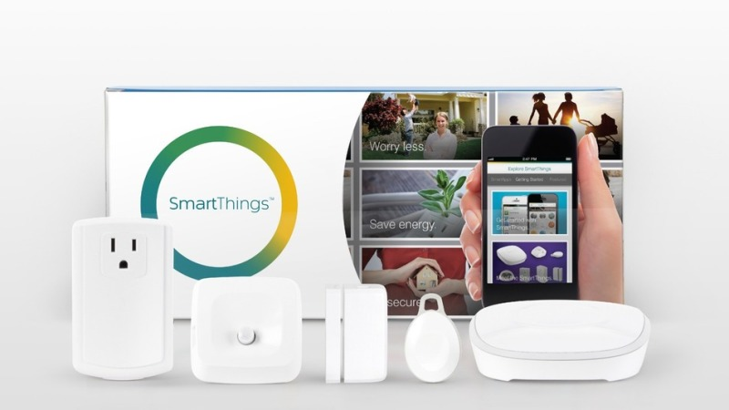 Samsung Interested in Purchasing SmartThings