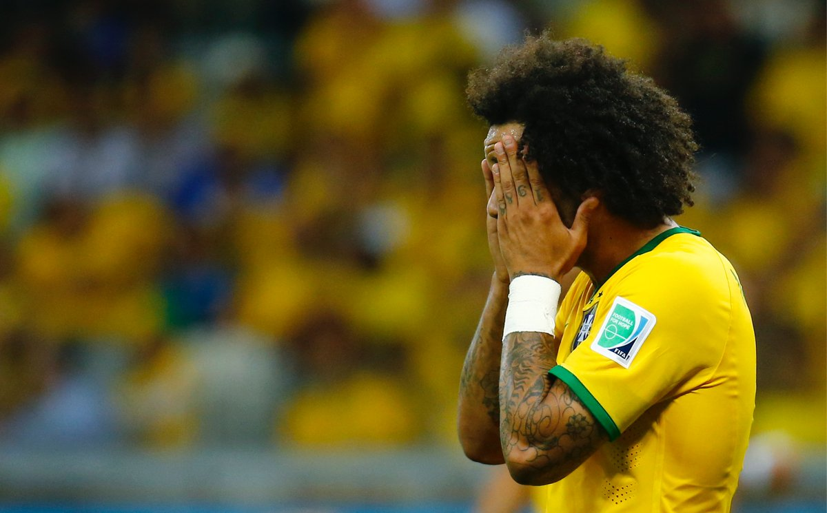 Germany Routes Brazil 7-1 in World Cup Semi-Final