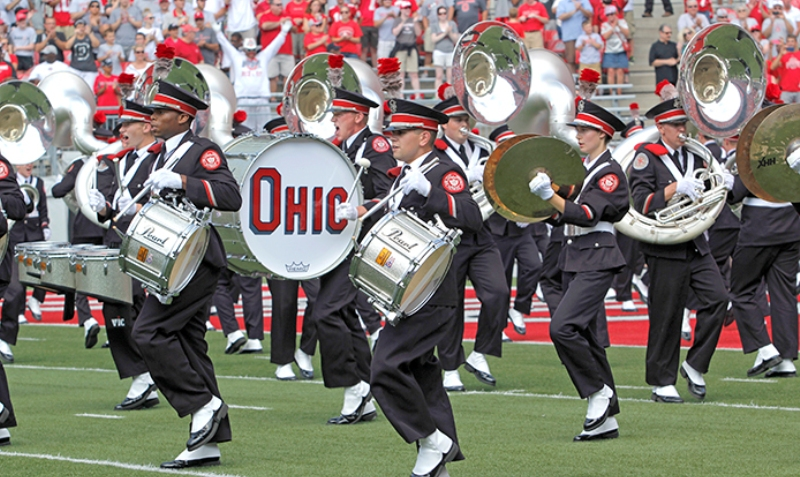 Ohio State University Band Director Fired Over Scandal