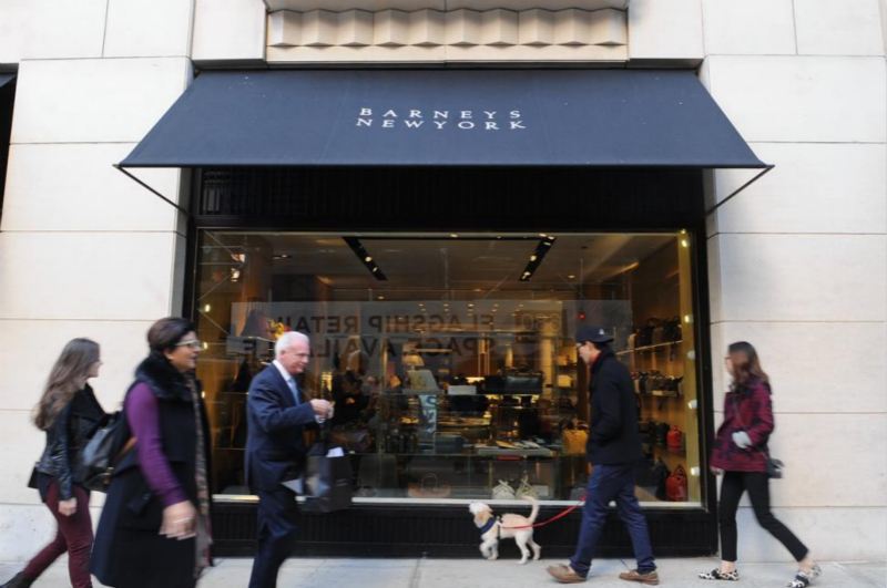 Barneys Settles with $525,000 for Racial Profiling Probe