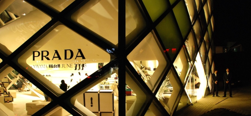 Prada Regresses With Sales Only Up 1 Percent