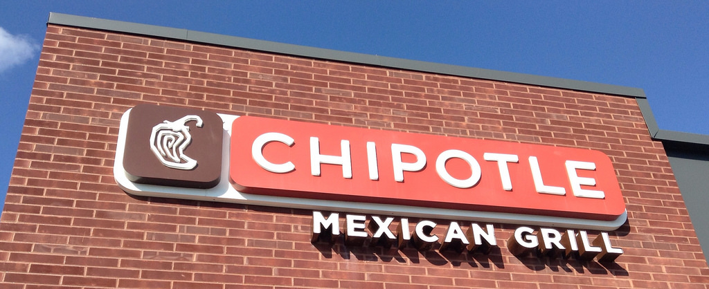 Chipotle Beating Out McDonald's in Fast Food