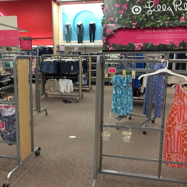 Decimated area LillyforTarget