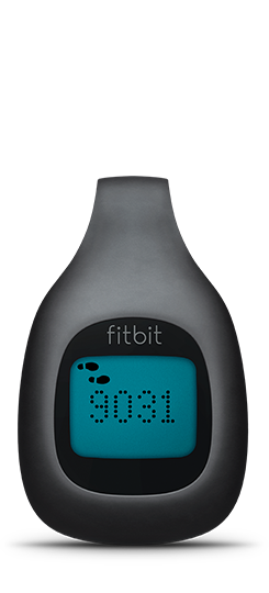 The Zip by Fitbit offers users a compact fitness tracker to take on their daily workouts.