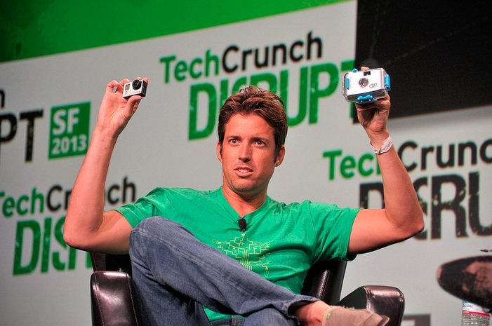Founder of GoPro Becomes the Highest Paid CEO in America
