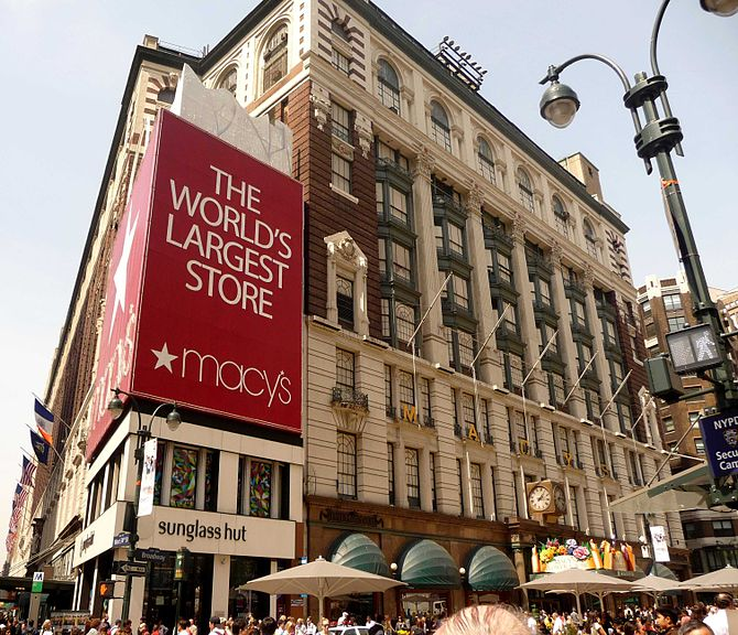 Macy's Backstage to Open in Fall