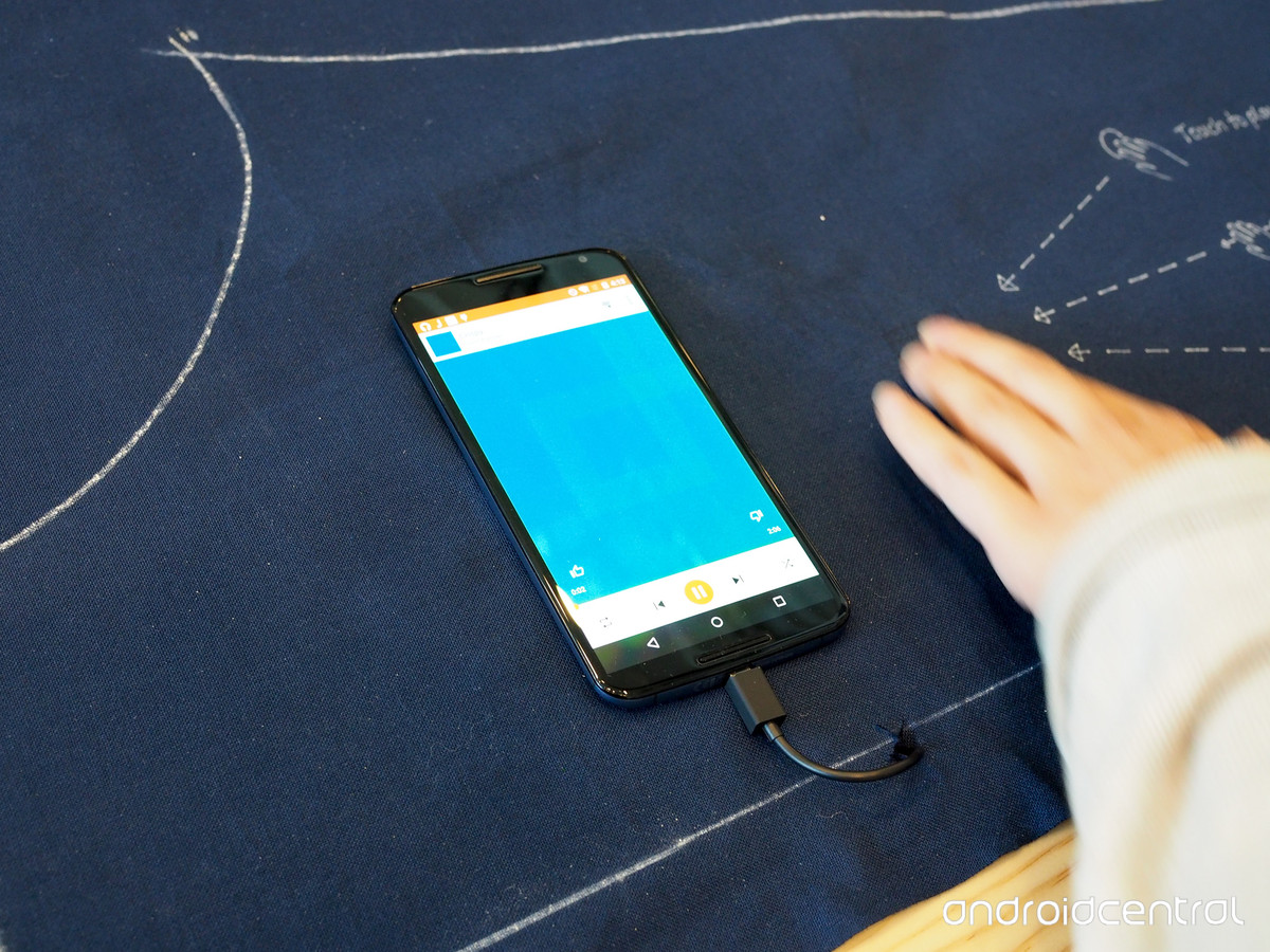 Levi's and Google Are Making Your Clothing Into Smart-Clothing