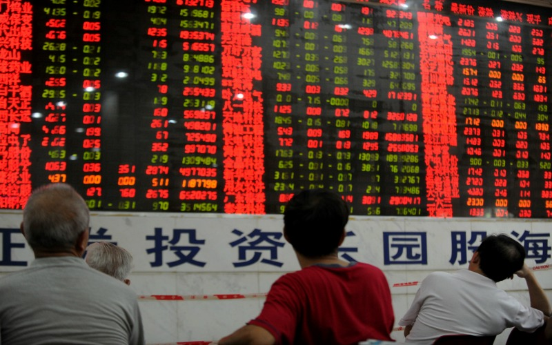The Chinese Stock Market Crash That Nobody is Talking About