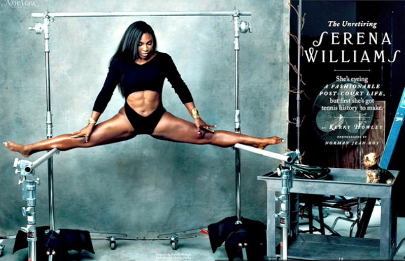 Serena Williams Slams in Every Way