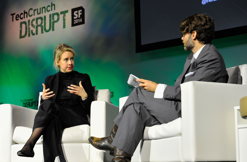 Theranos Cut in Half, Lays off Over 100 Employees