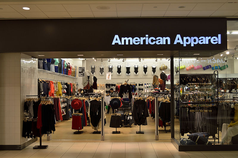 Severe Changes in Store for American Apparel