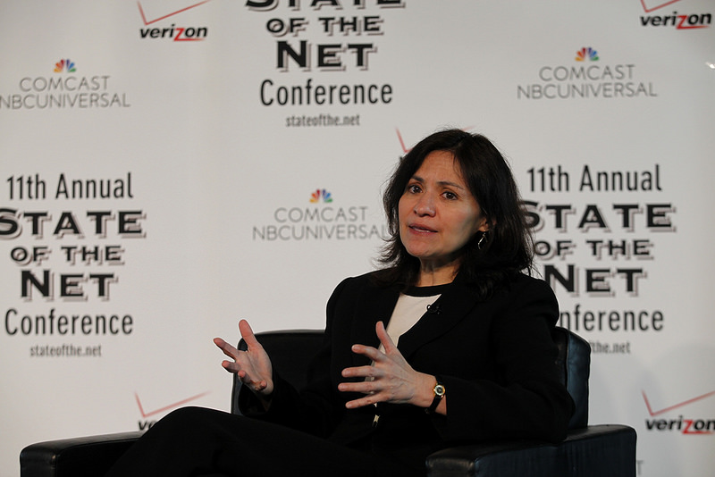 FTC Chairwoman Announces She Will Step Down