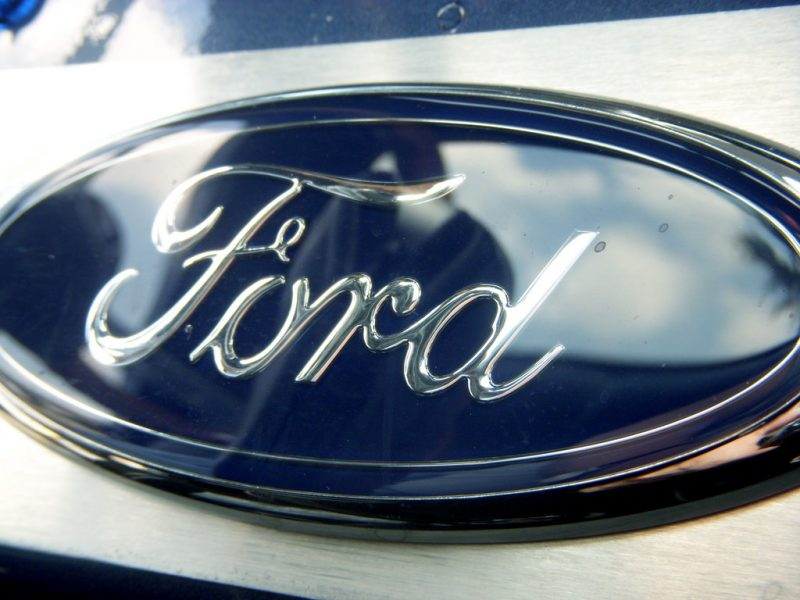 Ford Invests $1 Billion in Self-Driving Technology