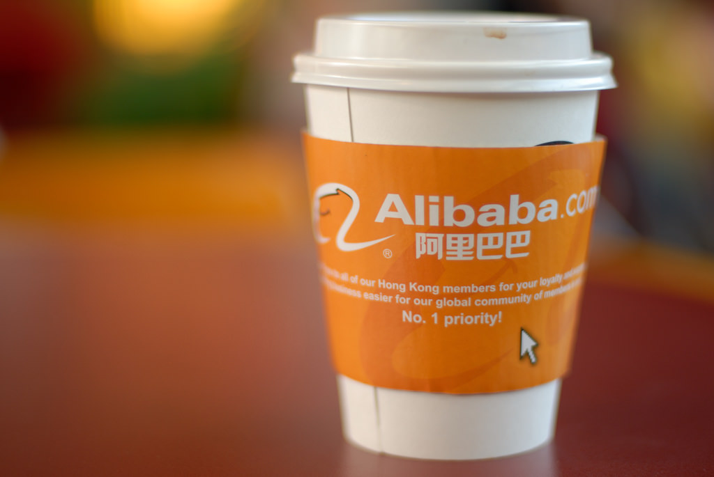 Alibaba Partners with China's Largest Supermarket And Department Stores