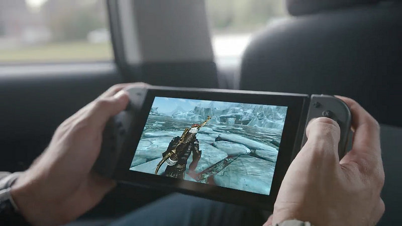 Nintendo Reports Its First Stolen Switch