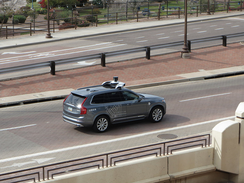Uber Resumes Its Self-Driving Tests