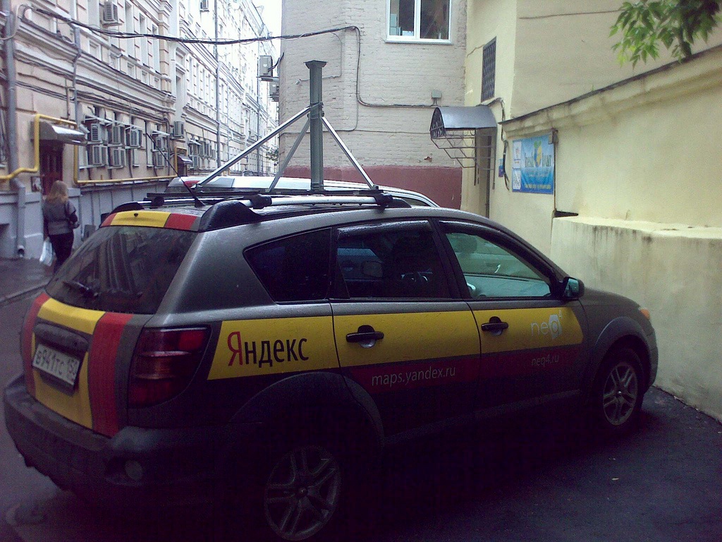 Uber-Yandex Ride-Sharing Merger in Russia
