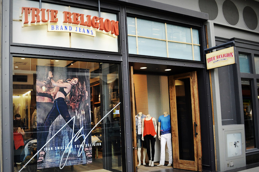 True Religion Apparel Files for Chapter 11 Bankruptcy, Submits Reconstruction Plan