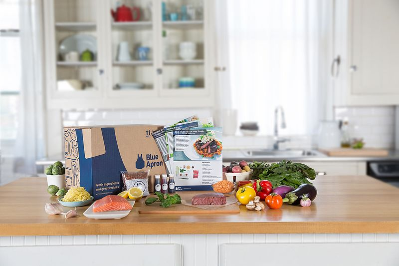 Multiple law firms propose class-actions against Blue Apron as shares fall