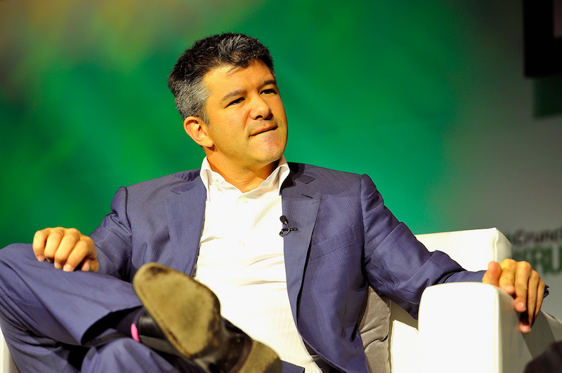 Major Uber shareholder sues former CEO Travis Kalanick