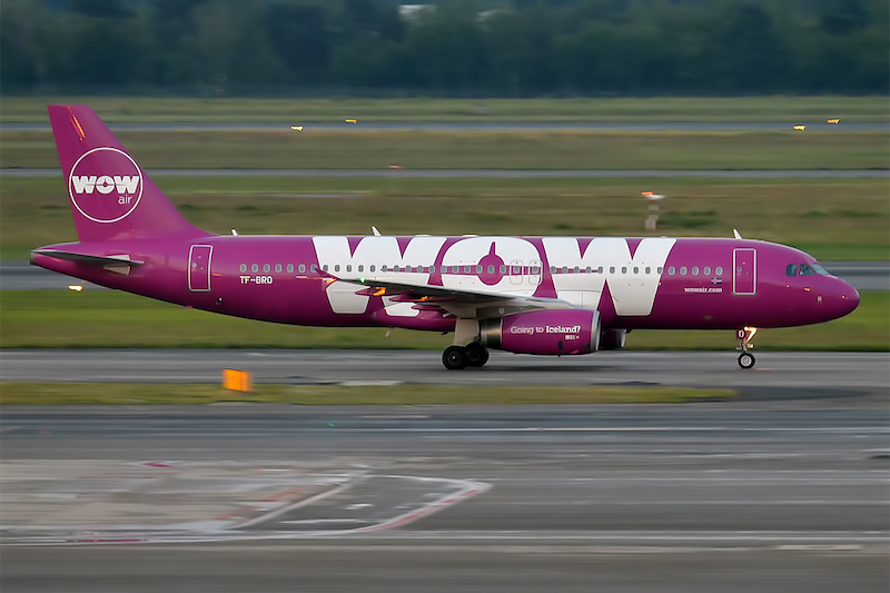Icelandic airline WOW brings cheap transatlantic flights to four midwestern US cities