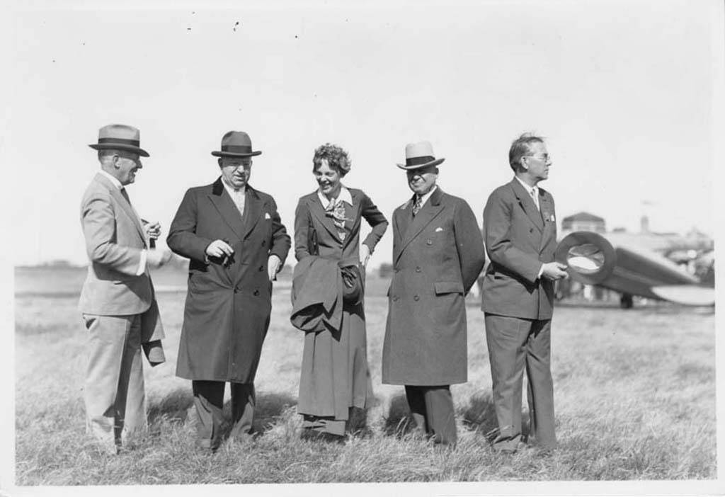 The Mysterious Case of Amelia Earhart