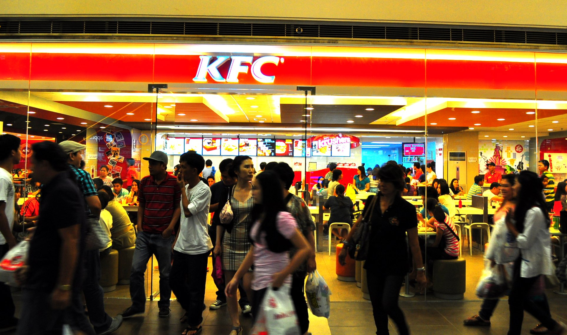 KFC Malaysia shows support for International Women's Day